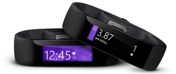 The Microsoft Band