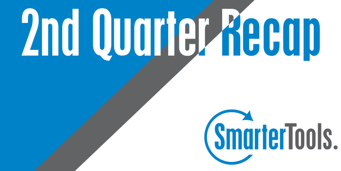 SmarterTools Second Quarter Recap