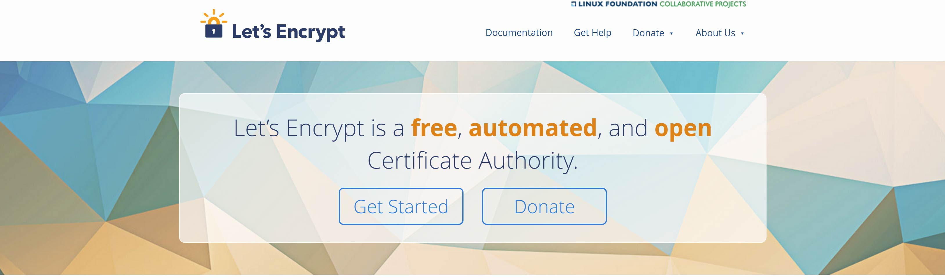Use Let's Encrypt to secure SmarterMail