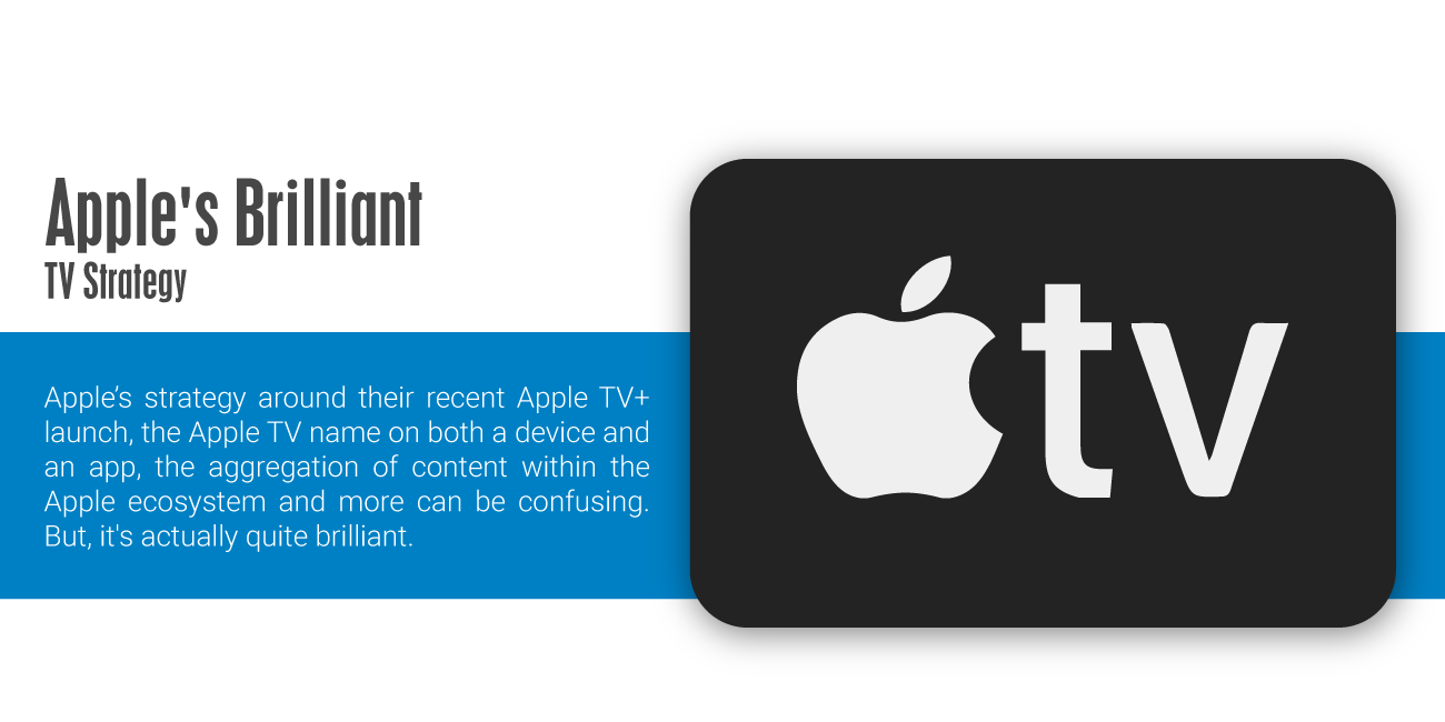 Apple has a brilliant plan to overtake traditional television